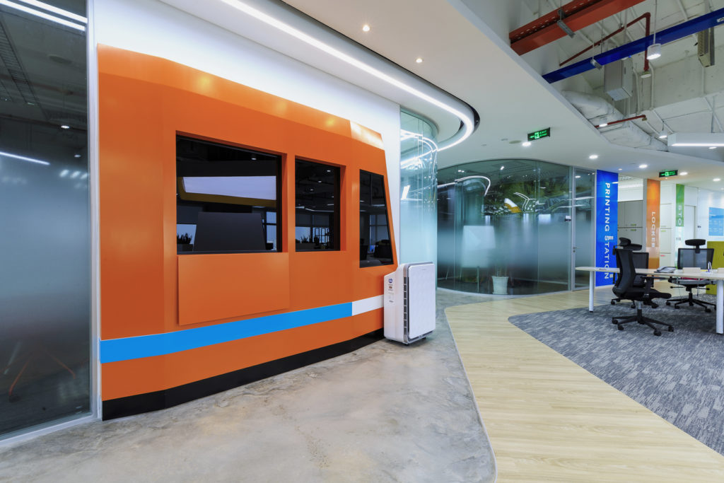 BRAND AFFIRMATION THROUGH OFFICE DESIGN – THE STORY OF 3M VIETNAM OFFICE
