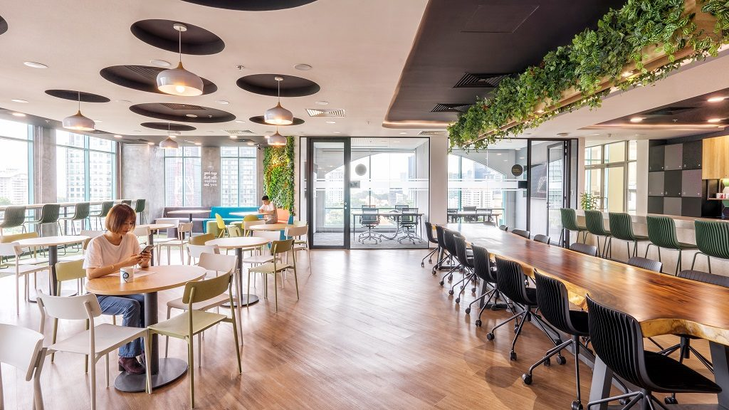 Sustainable Office Design – The world's design trend