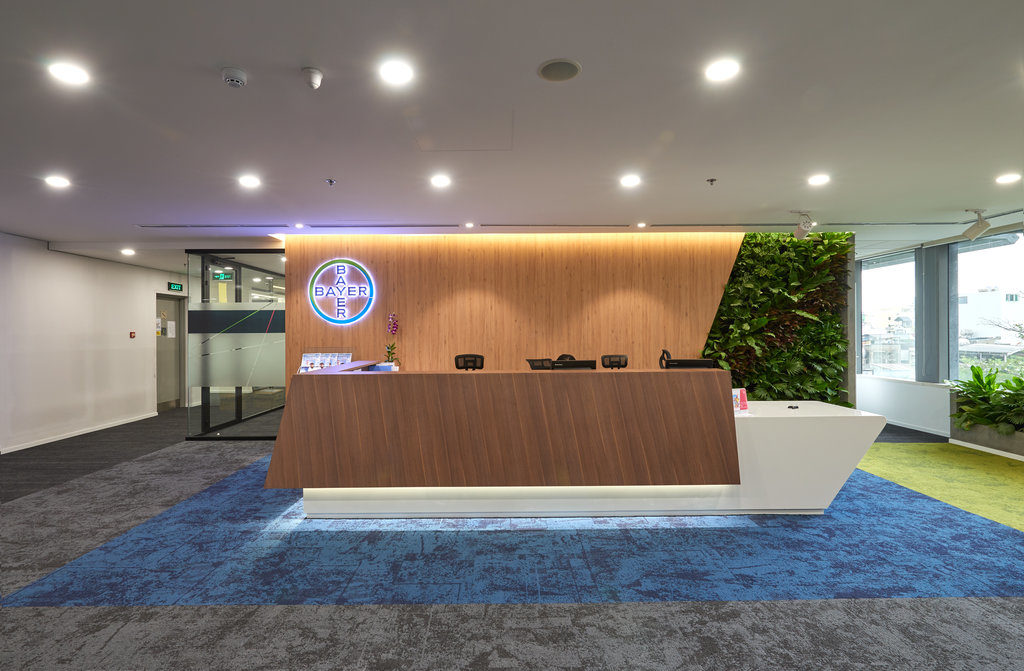 Bayer's office design