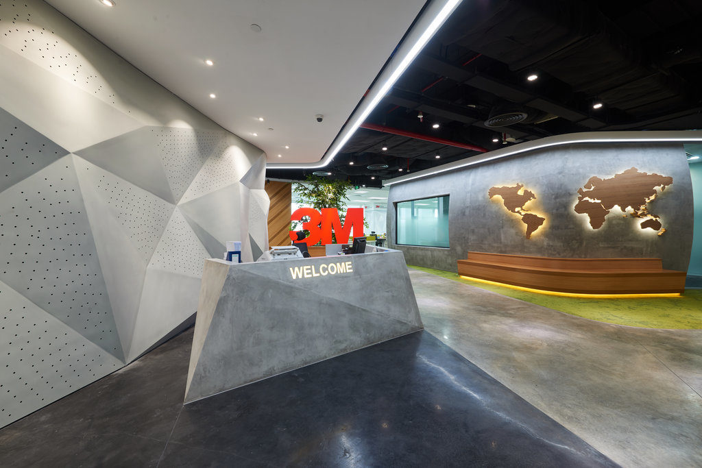 3M's office design