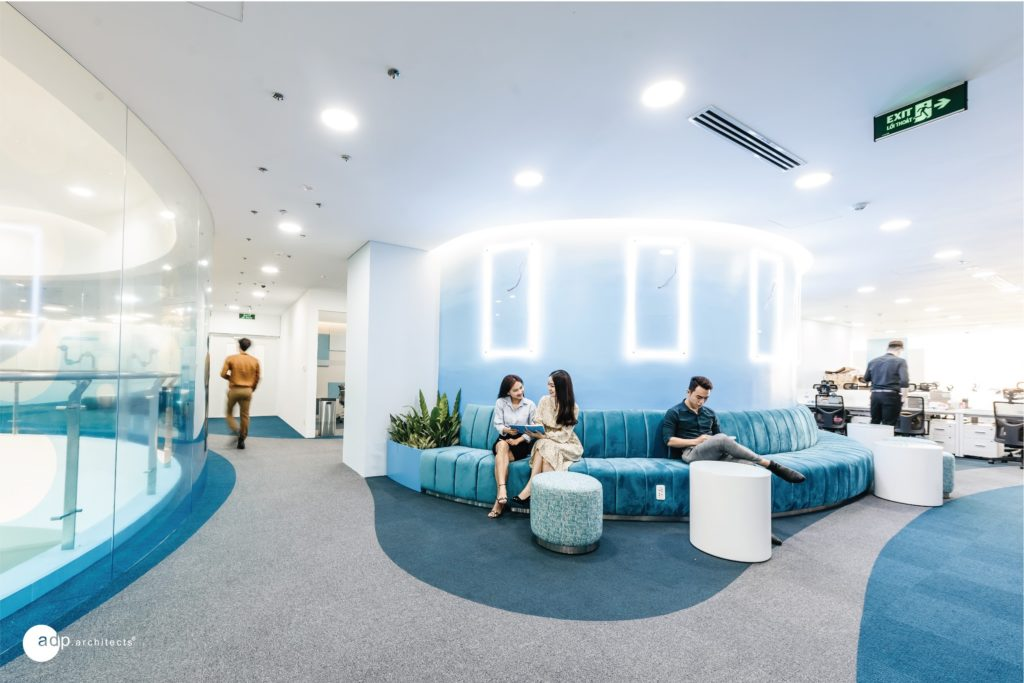 THE 4 IN 1 OFFICE DESIGN – THE SECRETS TO MAXIMIZING EMPLOYEES'S PERFORMANCE
